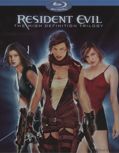 Resident Evil: The High Definition Trilogy
