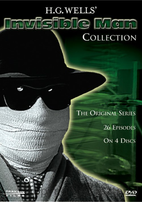 H.G. Wells Invisible Man Collection