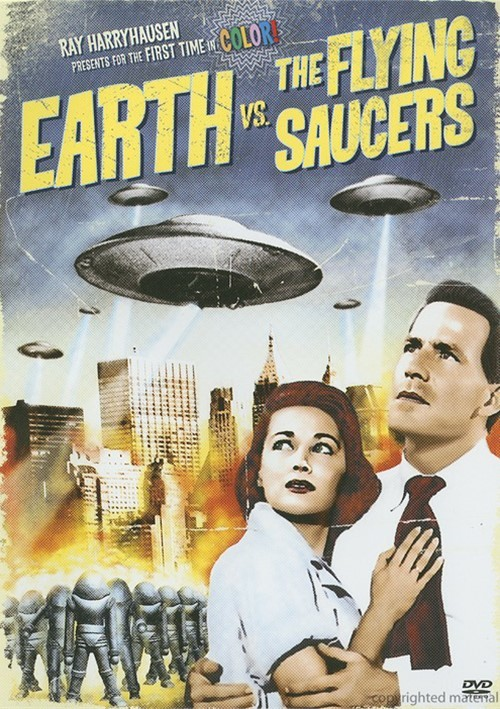 Earth Vs. The Flying Saucers