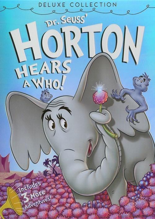 Dr. Seuss Horton Hears A Who: Deluxe Collection