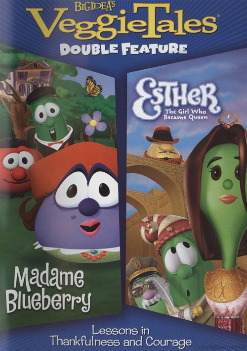 Veggie Tales: Double Feature - Madame Blueberry / Esther: The Girl Who Became Queen