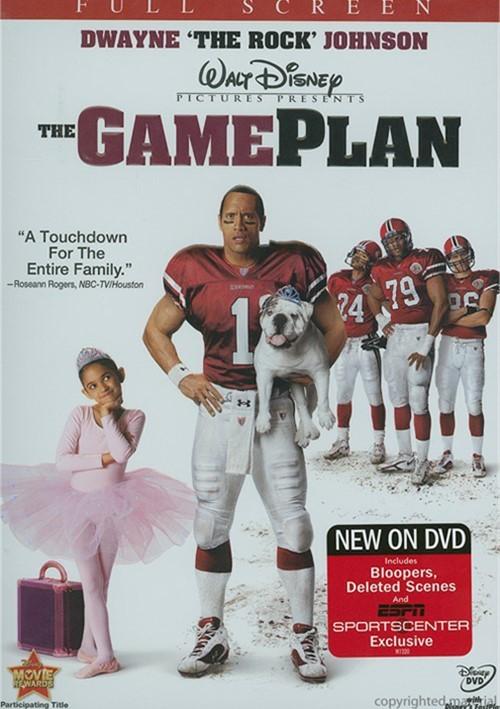 Game Plan, The (Fullscreen)