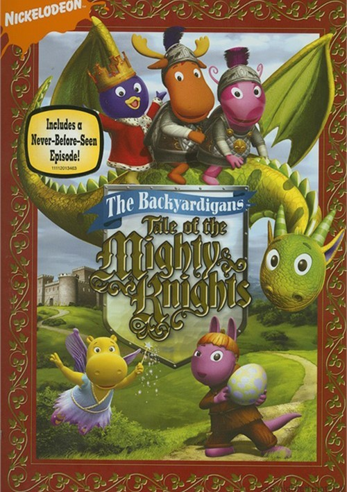 Backyardigans, The: Tale Of The Mighty Knights