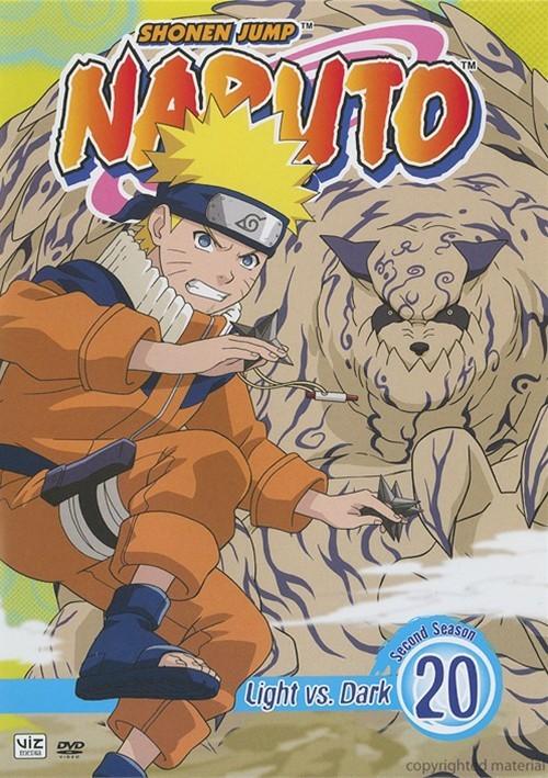 Naruto: Volume 20