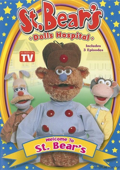 St. Bears Dolls Hospital: Welcome To St. Bears