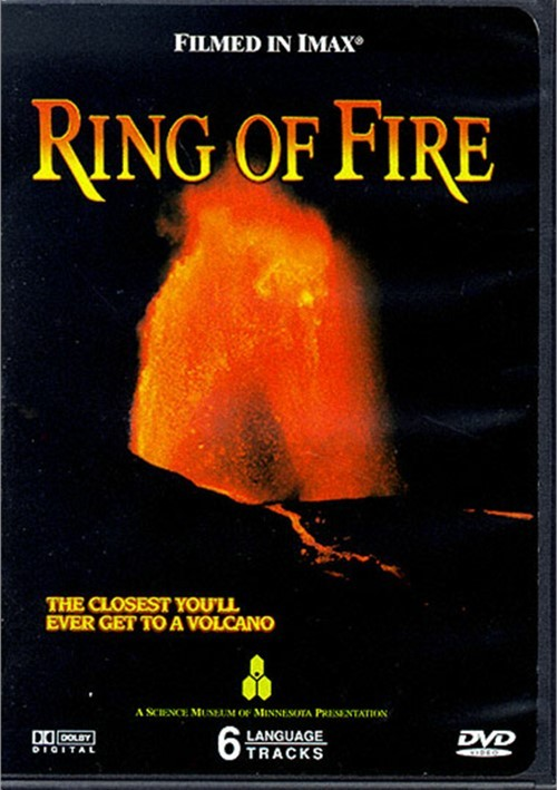 IMAX: Ring of Fire - Special Edition