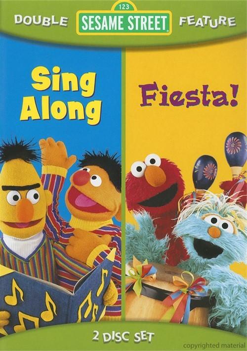 Sesame Street: Fiesta / Sing Along (Double Feature)