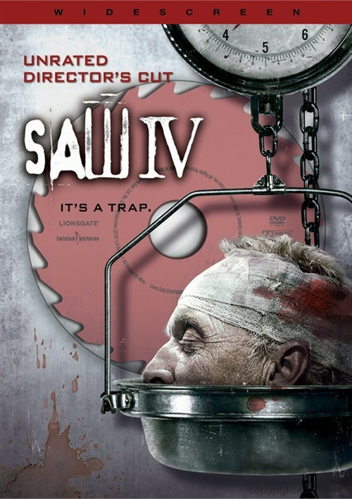 Saw IV: Unrated Directors Cut (Widescreen)