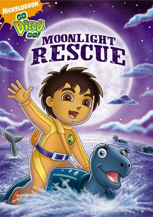 Go Diego Go!: Moonlight Rescue