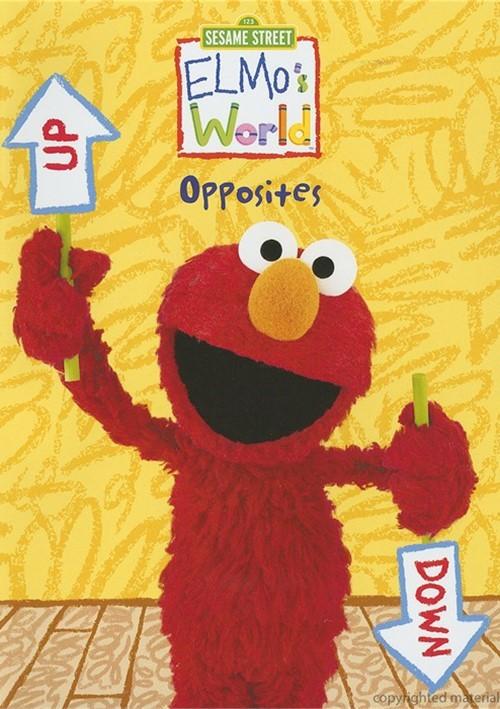 Elmos World: Opposites