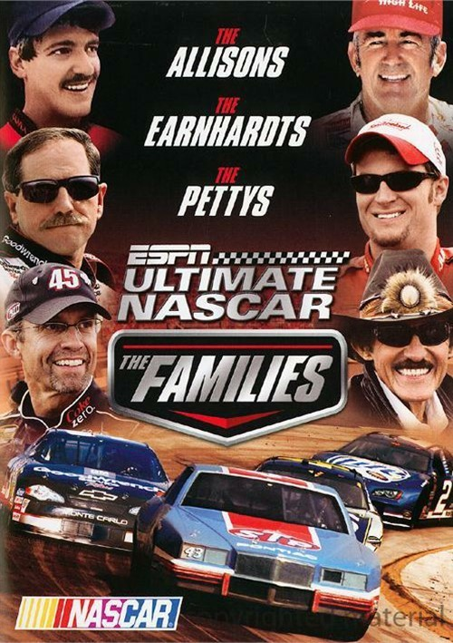 ESPN Ultimate NASCAR Vol. 5: The Families