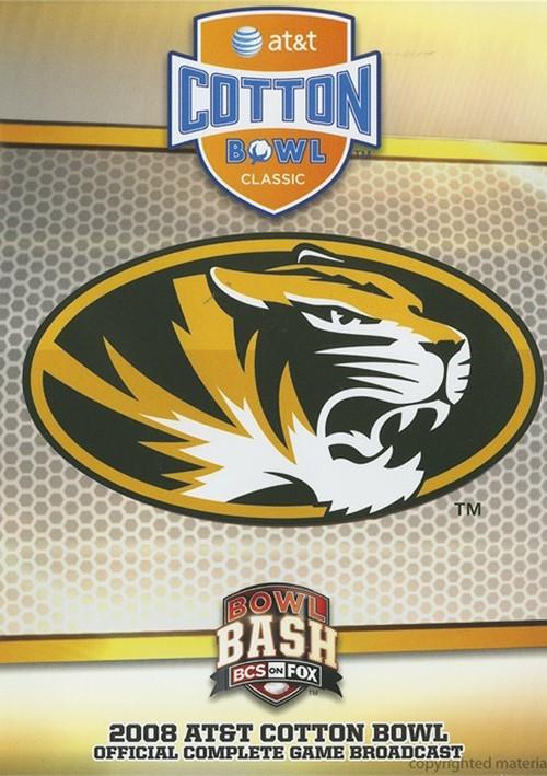 2008 AT&T Cotton Bowl: Missouri Vs. Arkansas