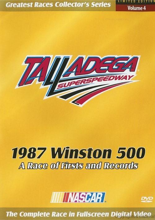 1987 Winston 500