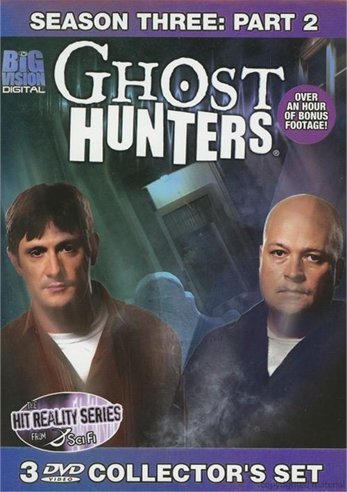 Ghost Hunters: Season 3 - Part 2