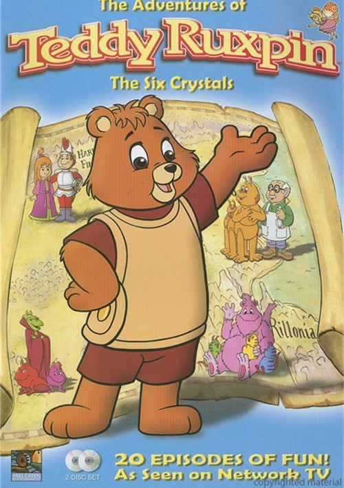 Adventures Of Teddy Ruxpin, The: The Six Crystals