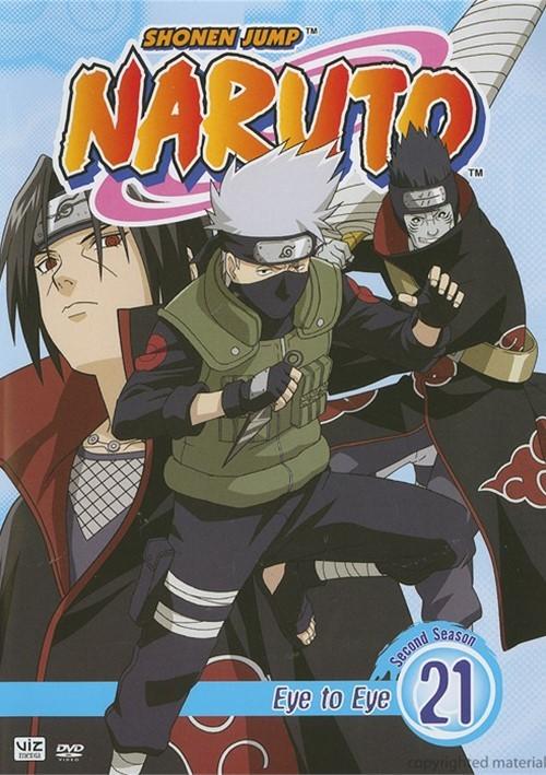 Naruto: Volume 21