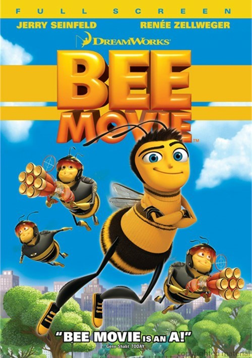 Bee Movie (Fullscreen)