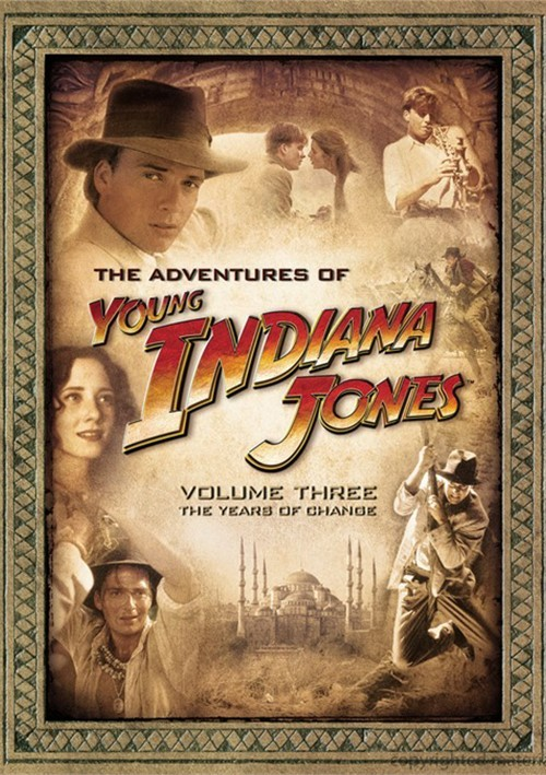 Adventures Of Young Indiana Jones, The: Volume Three