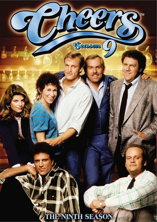 Cheers: The Ninth Season