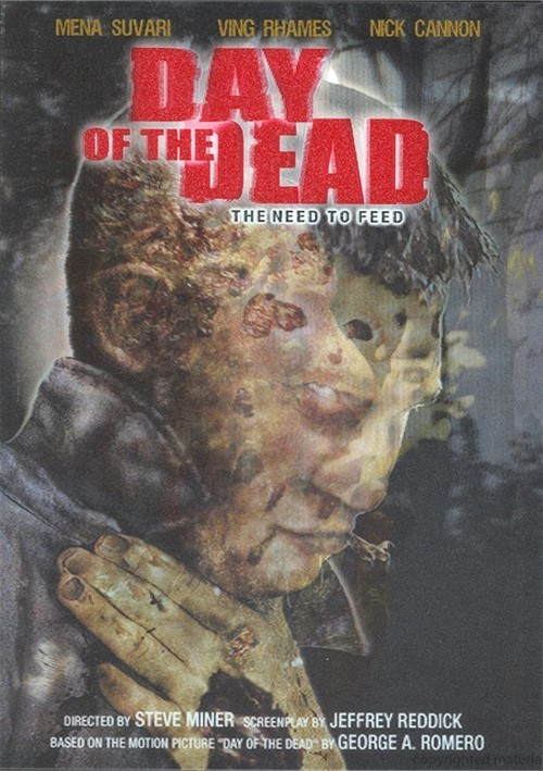 Day Of The Dead (Alternate Cover)