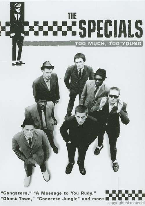 Specials, The: Too Much, Too Young