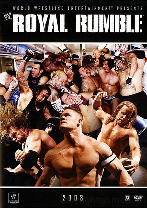 WWE: Royal Rumble 2008