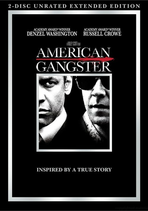 American Gangster: 2 Disc Unrated Extended Edition