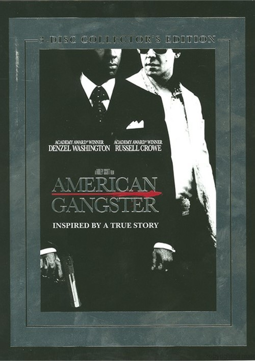 American Gangster: 3 Disc Unrated Collectors Edition