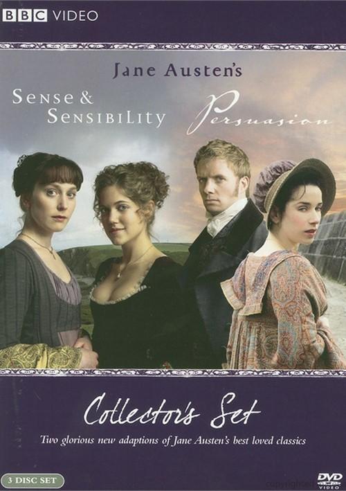 Sense & Sensibility / Persuasion (Collectors Set)