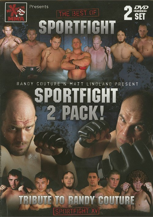 Maximum MMA Presents: The Best Of SportFight 2 Pack!