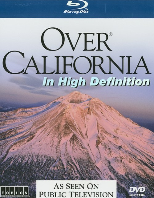 Over California In High Definition