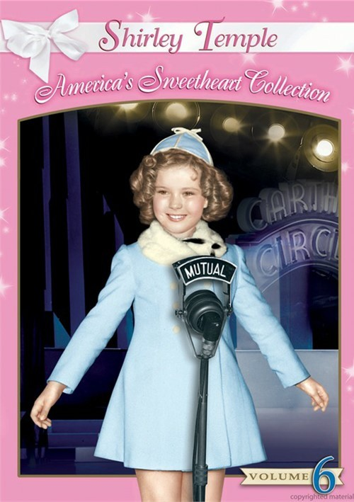 Shirley Temple: Americas Sweetheart Collection - Volume 6