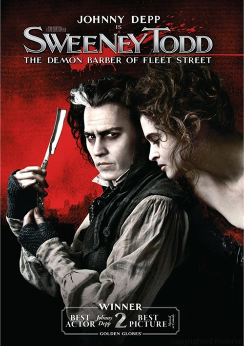 an analysis of the musical sweeney todd the demon barber of fleet street by tim burton Film analysis sweeney todd the demon barber of fleet street tim burton, 2007 characters benjamin barker/sweeney todd-barber(protagonist) mrs.