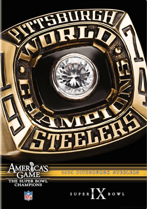 NFL Americas Game: Pittsburgh Steelers Super Bowl IX