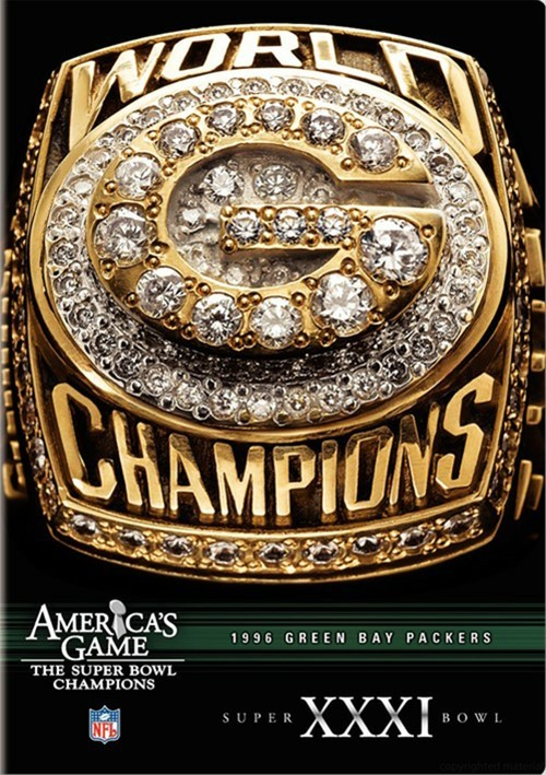 NFL Americas Game: Green Bay Packers Super Bowl XXXI
