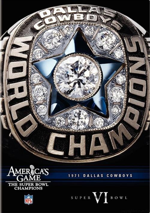 NFL Americas Game: Dallas Cowboys Super Bowl VI