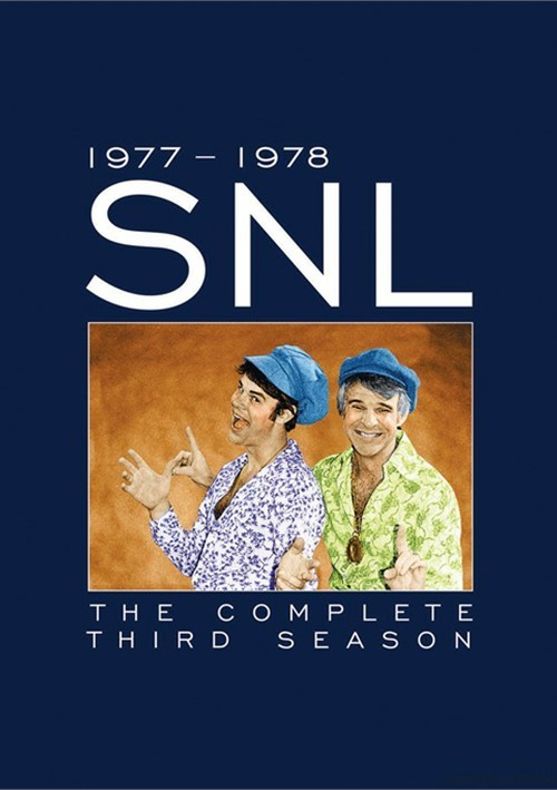 Saturday Night Live: The Complete Third Season - Limited Edition