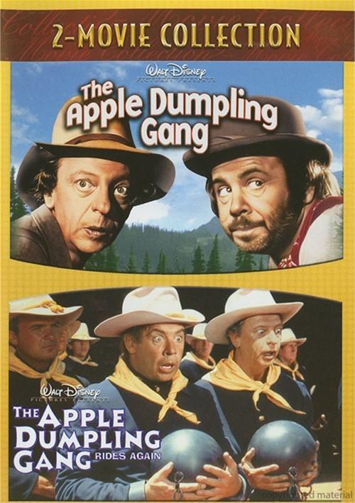 Apple Dumpling Gang, The / The Apple Dumpling Gang Rides Again (Double Feature)