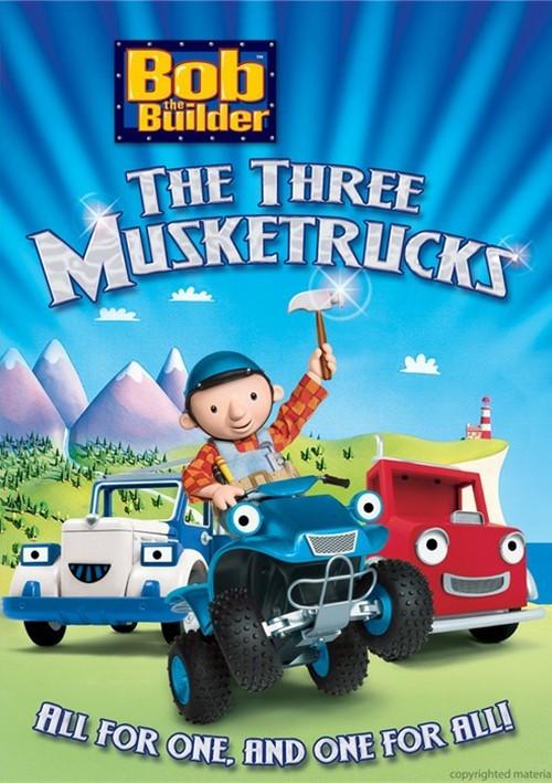 Bob The Builder: Three Musketrucks