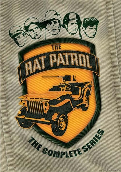 Rat Patrol: The Complete Series