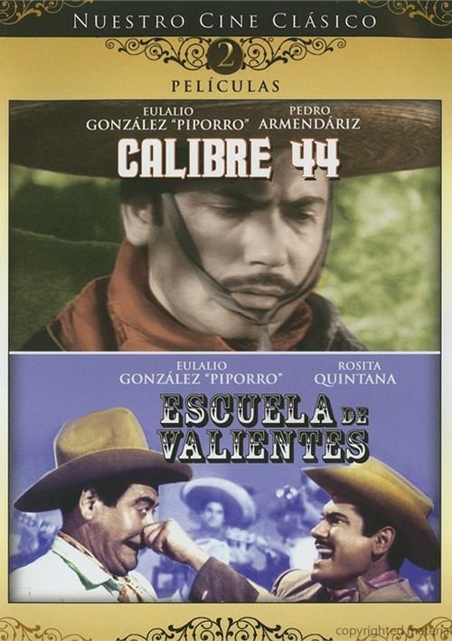 Calibre 44 / Escuela De Valientes (Double Feature)