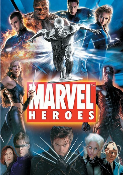 Marvel Heroes Collection