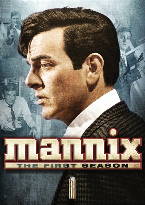 Mannix: The First Season