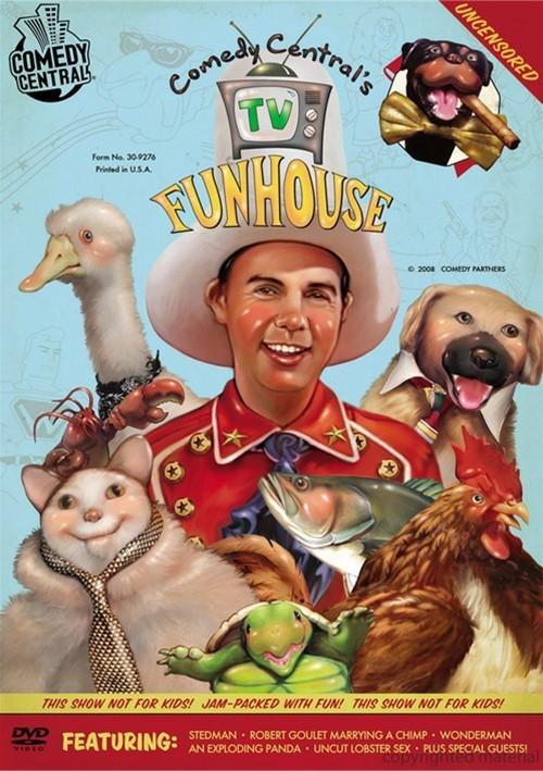 Comedy Centrals TV Funhouse