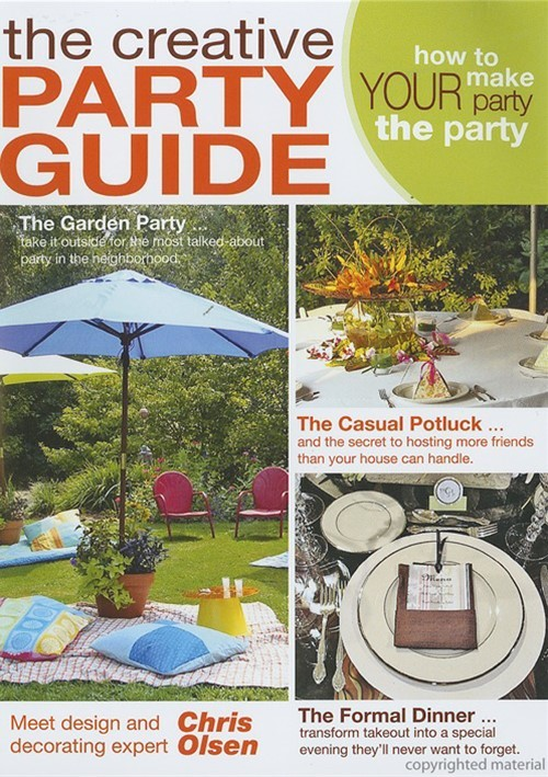 Creative Party Guide With Chris Olsen, The