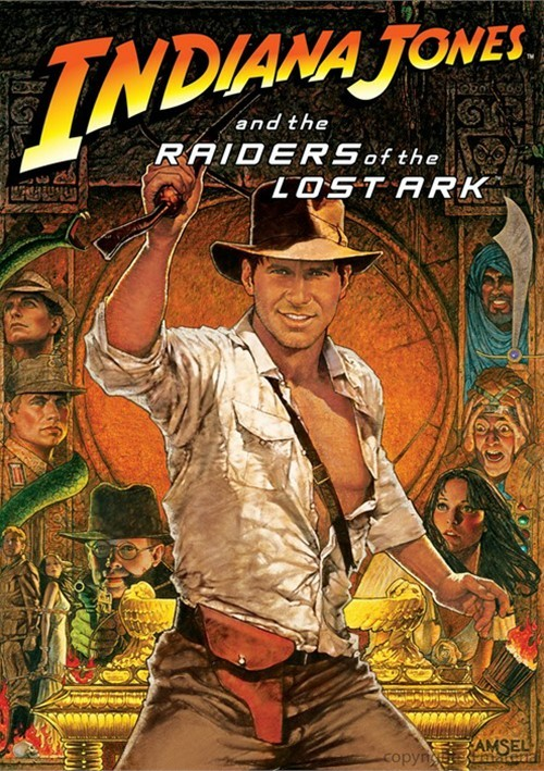 Indiana Jones And The Raiders Of The Lost Ark: Special Edition