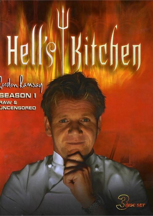Hell's Kitchen: Season 1 - Raw & Uncensored (DVD 2005 ...