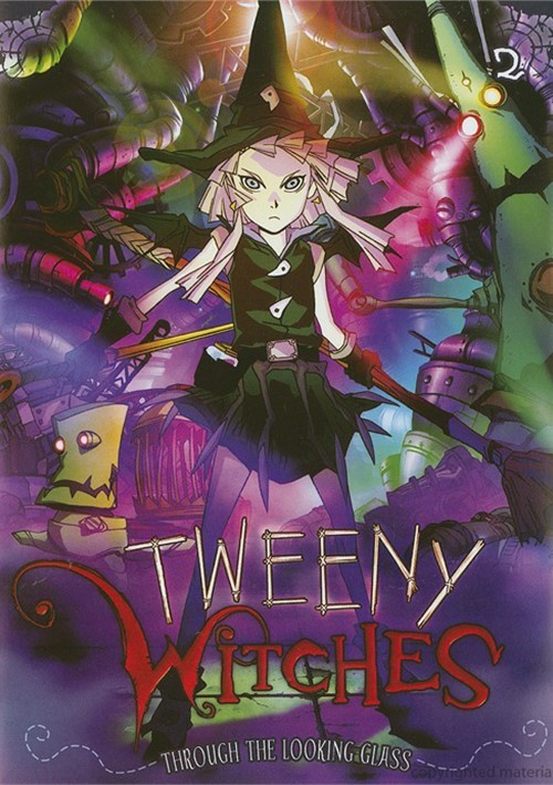 Tweeny Witches: Volume 2