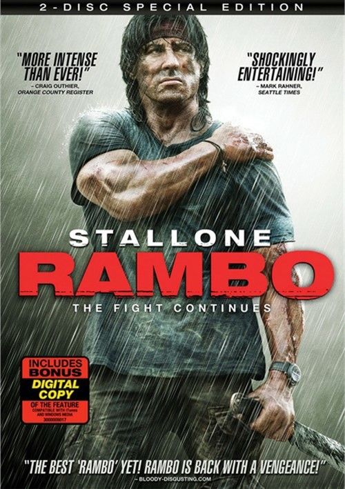 Rambo: Special Edition