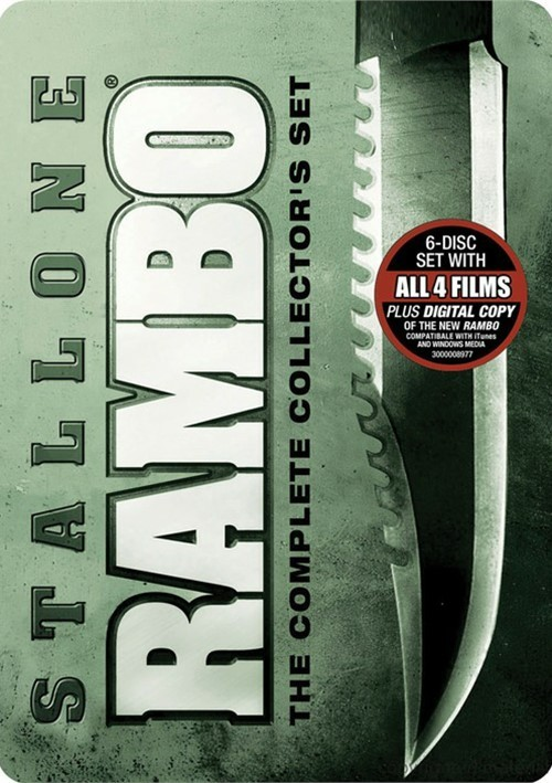 Rambo: The Complete Collectors Set